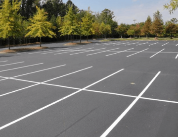 parking lot repair Lexington VA