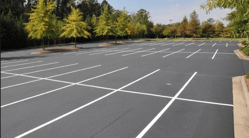 parking lot repair Lexington VA